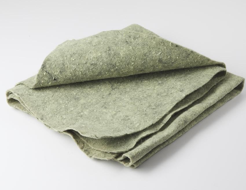PAN/Para Aramid felts